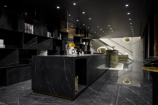 Grandi Lastre in Gres Porcellanato - Iris Ceramica Group London