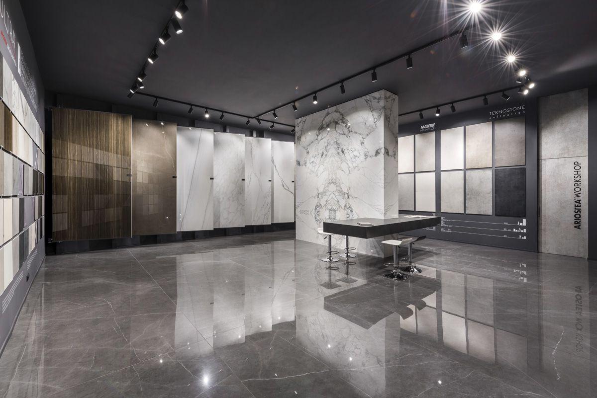 Showroom Napoli Ariostea