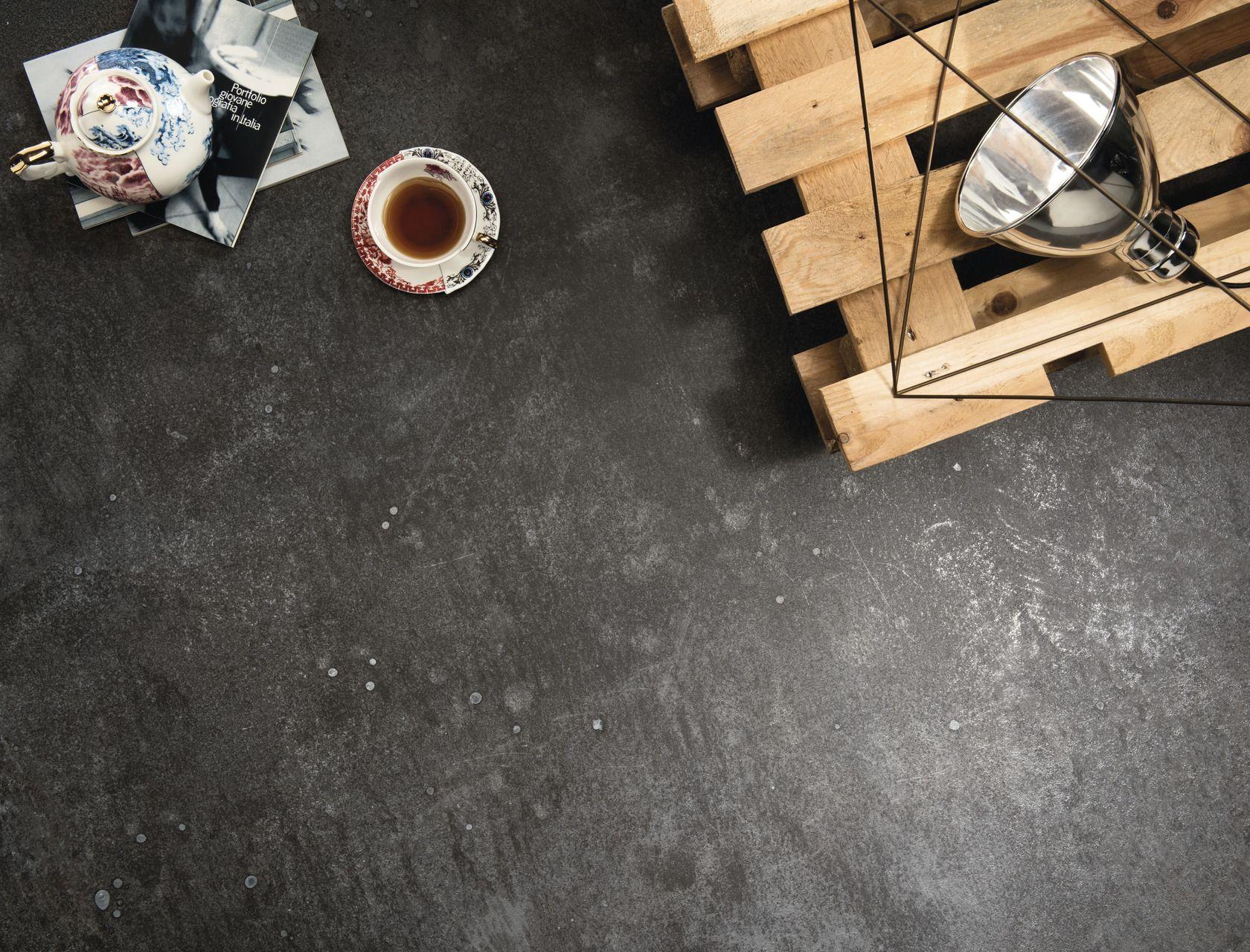 Gres porcellanato effetto metallo pavimenti e rivestimenti - Piastrelle effetto metallo ...