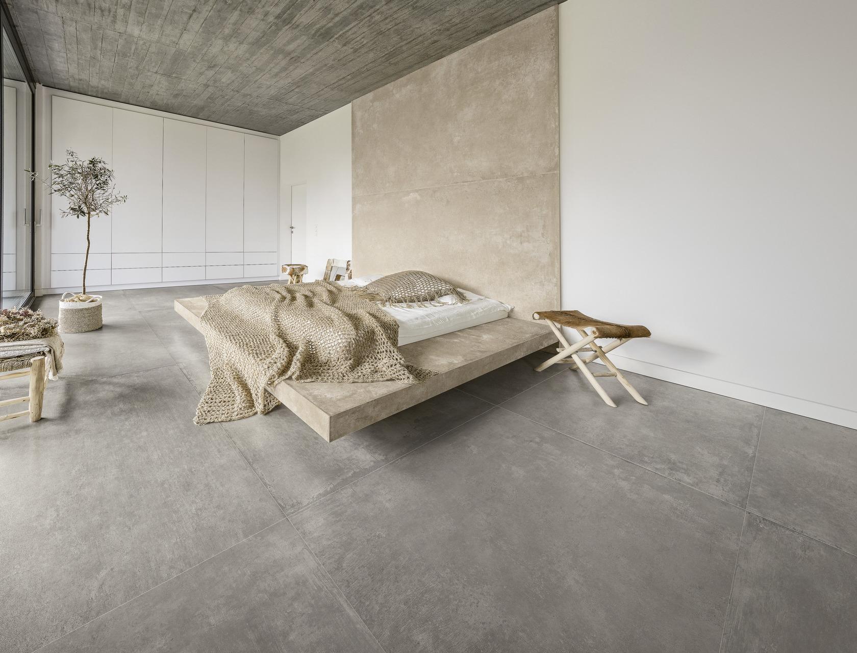 Pavimento In Cemento Prezzi cloud con.crea., gres porcellanato effetto cemento / resina