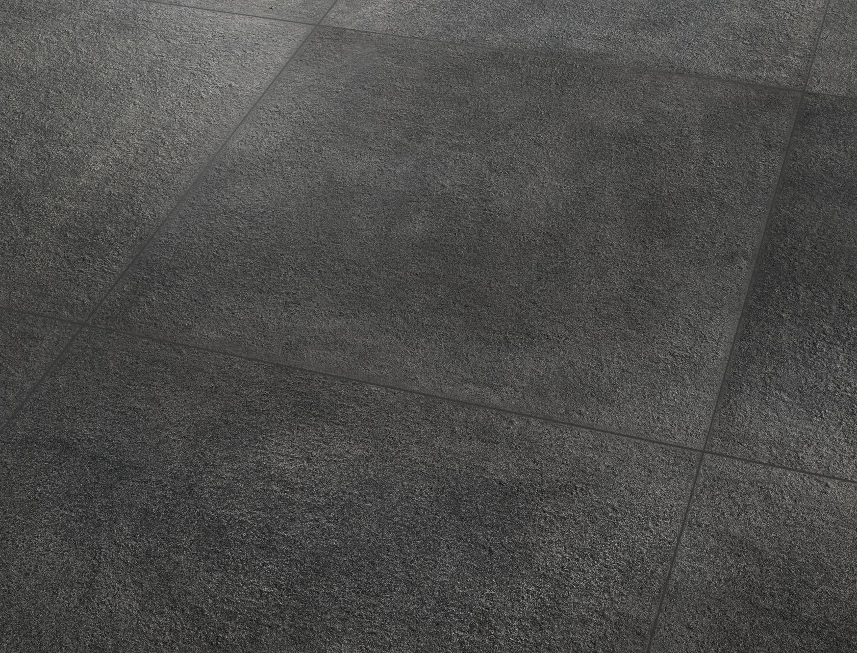 Ardesia antracite gres porcellanato grigio chiaro effetto pietra