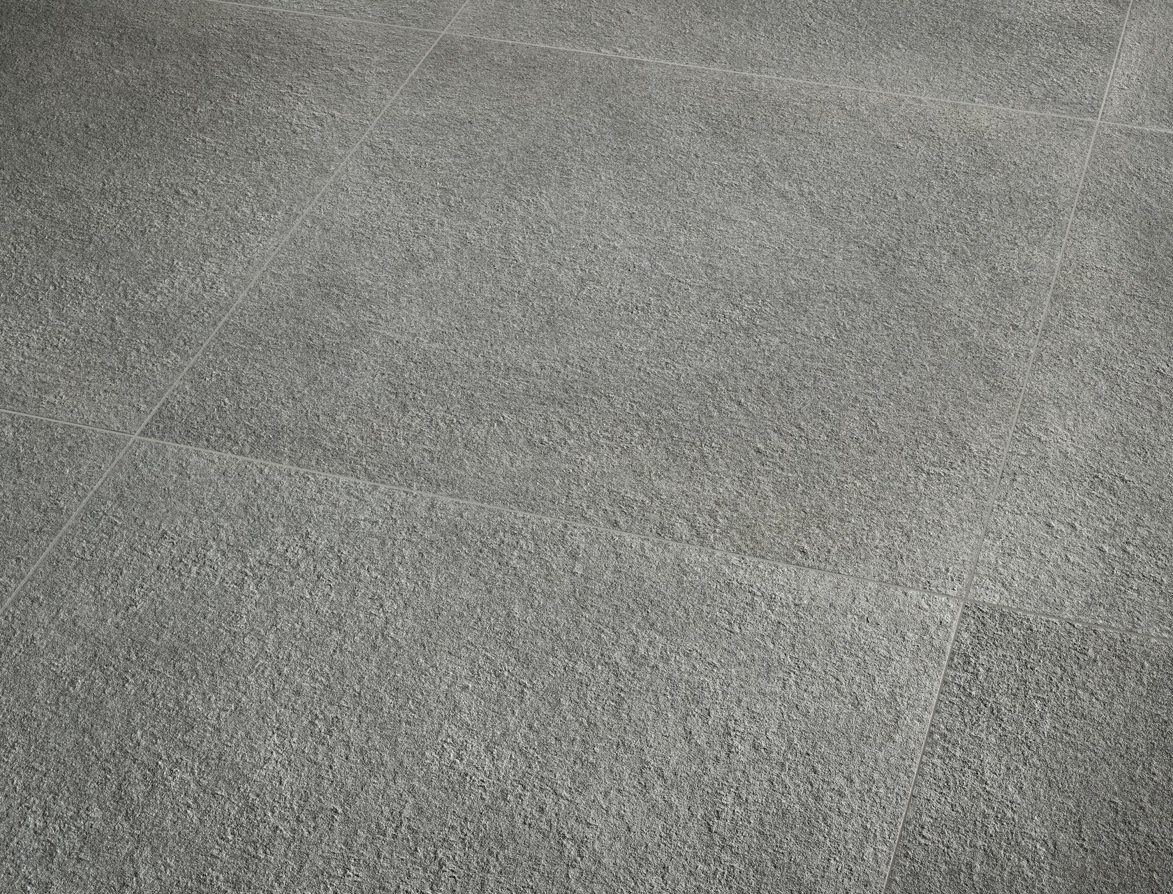 Silver grey gres porcellanato grigio chiaro effetto pietra - Gres effetto pietra ...