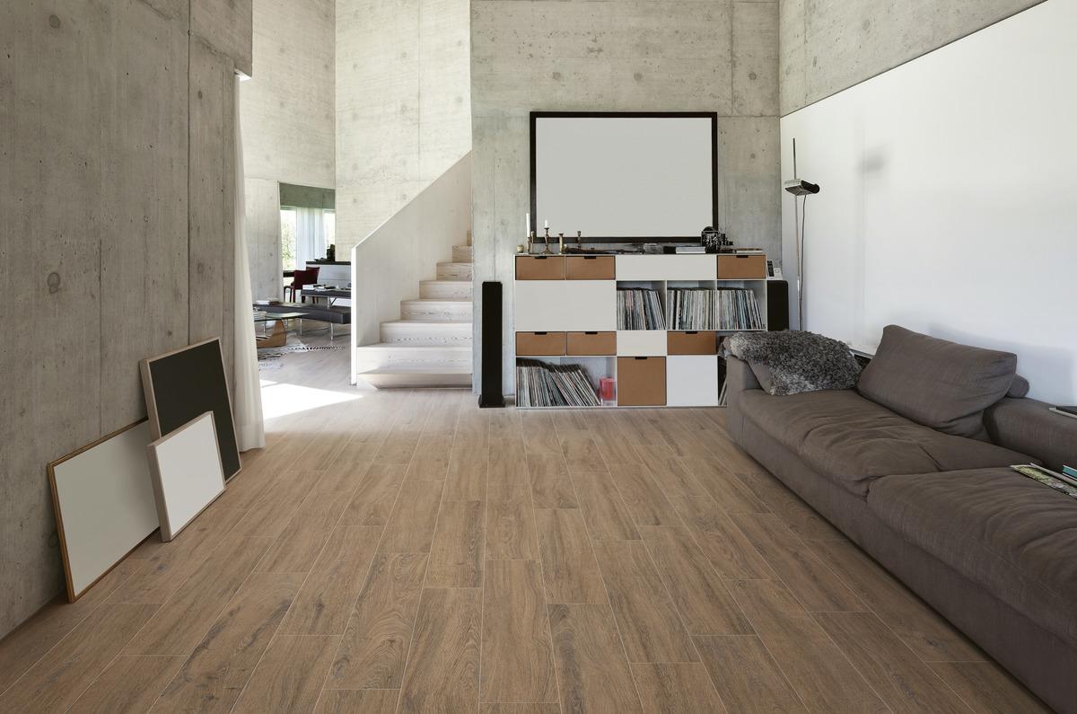 Pavimento Effetto Legno Rovere rovere baio legni high-tech, gres porcellanato effetto legno