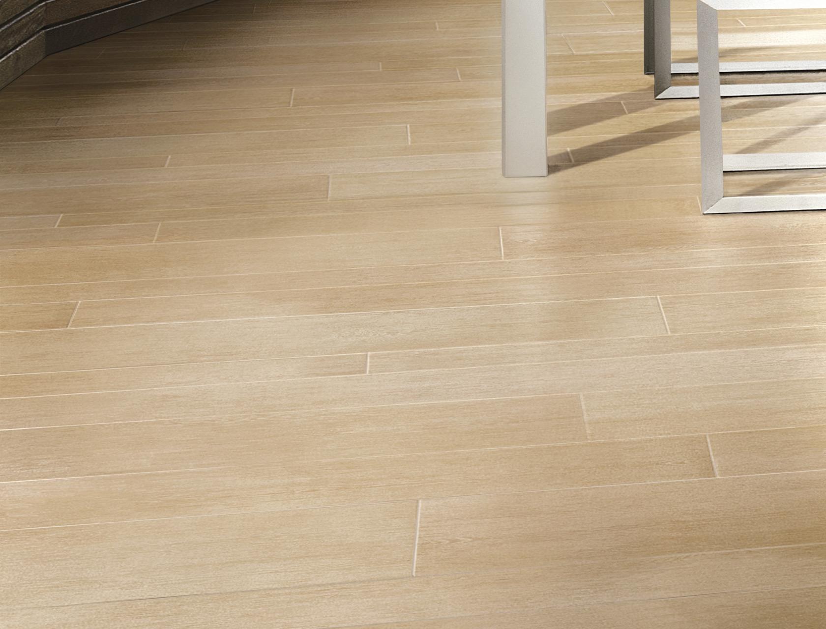 Legno Naturale Chiaro : Rovere naturale gres porcellanato effetto legno ariostea