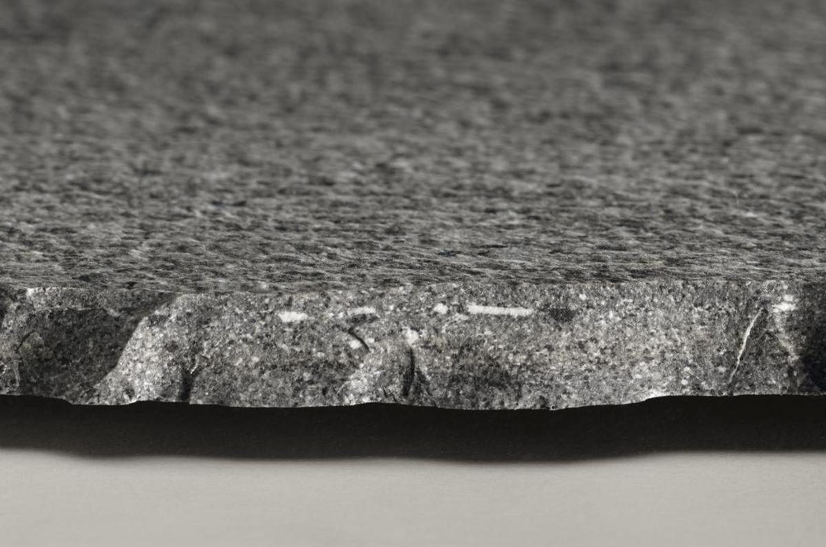 Basalto grigio pavimento per esterno interno effetto pietra