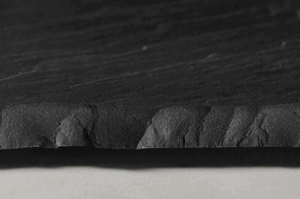 Black ardesia pavimento nero effetto pietra