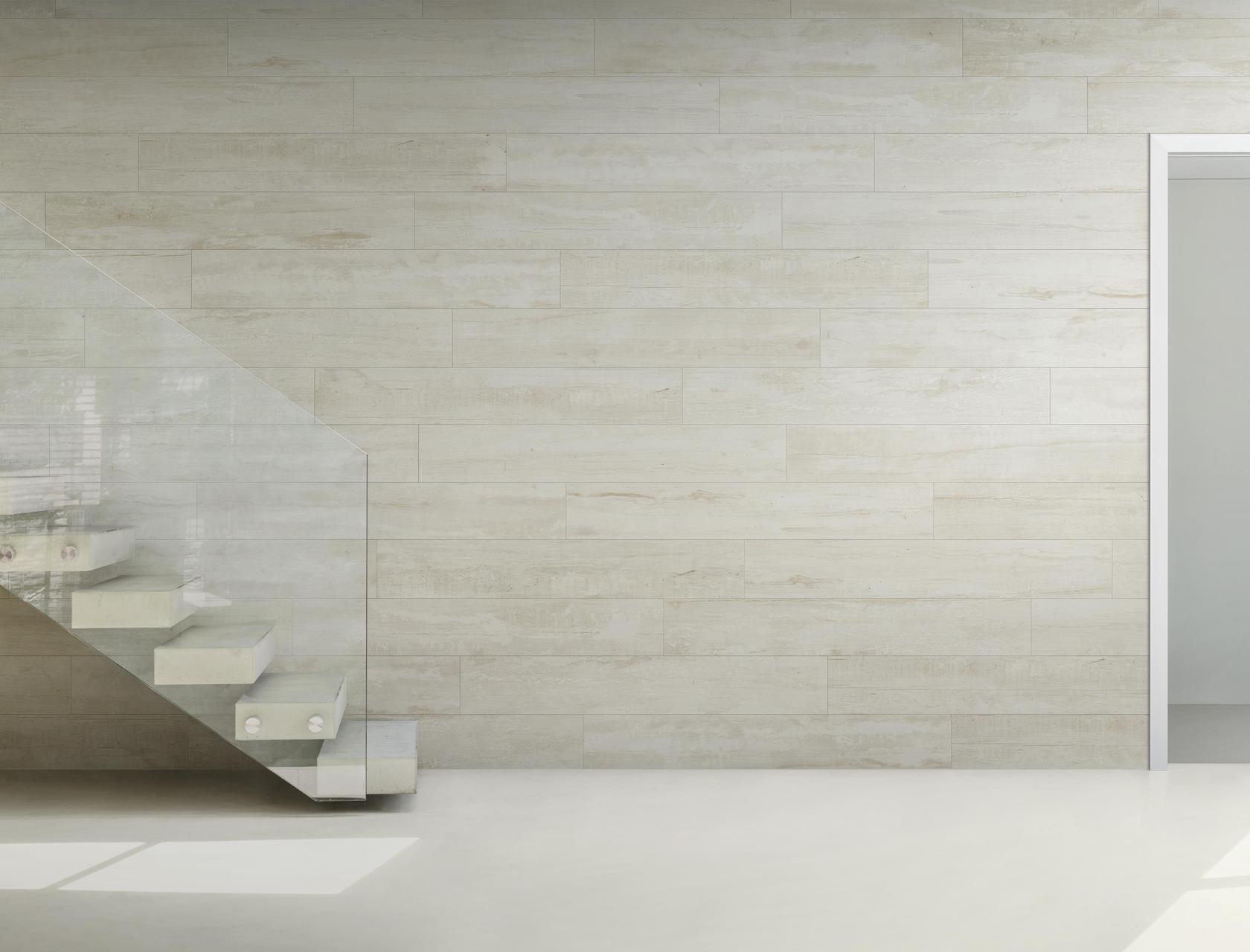 Pavimenti Finto Legno Bianco : Woodraw artic piastrelle in grandi formati effetto legno