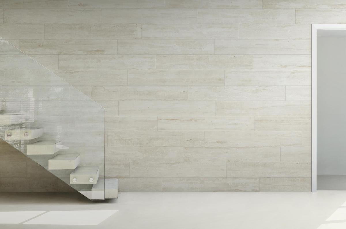 Pavimenti Effetto Legno Bianco : Woodraw artic piastrelle in grandi formati effetto legno