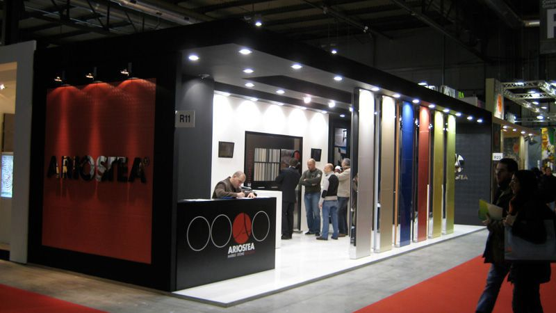 Ariostea al MADE EXPO '09