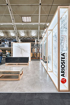 Ariostea al Surface Design Show