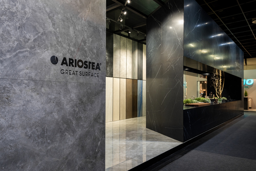 Ariostea partecipa a Living Kitchen 2019