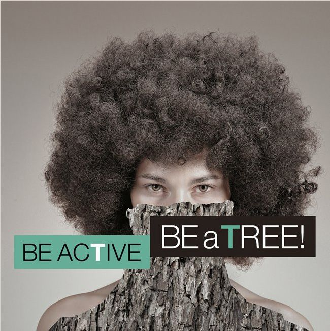 FLASH MOB ECO-RESPONSABILE | BE ACTIVE BE a TREE!