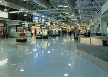 Heathrow Airport - Terminal 4
