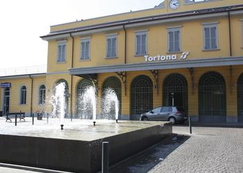 Stazione Movicentro Tortona