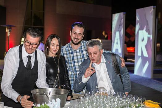 CERSAIE 2015 GALA DINNER