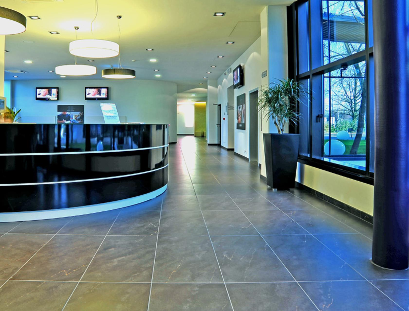 Pala space centro fitness hotel spa wellness ariostea for Centro fitness