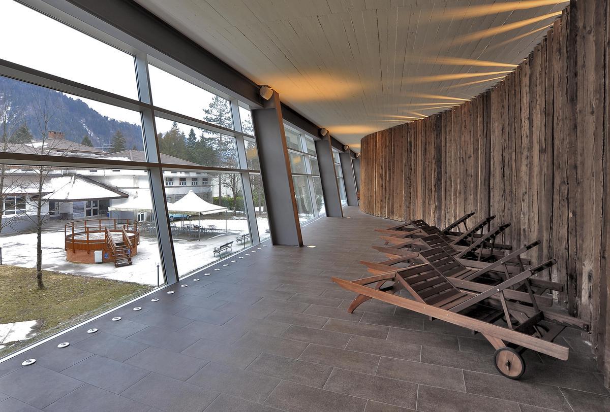 Arta terme udine hotel spa wellness ariostea for Designhotel udine