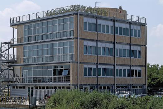 Vittoria Naval Docks Office Building
