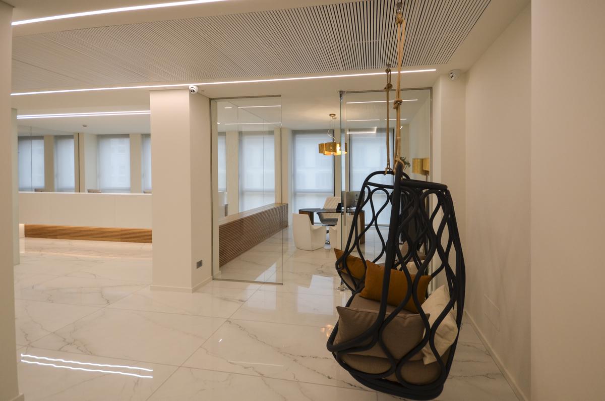 Studio legale milano uffici ariostea for Uffici attrezzati milano